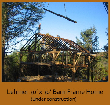 Lehmer Barn Frame Home